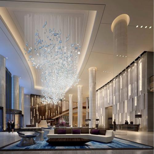 重庆渝北区商务酒店效果图