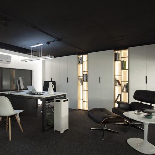 重庆LOFT风格科技办公室欧宝体育客户端设计