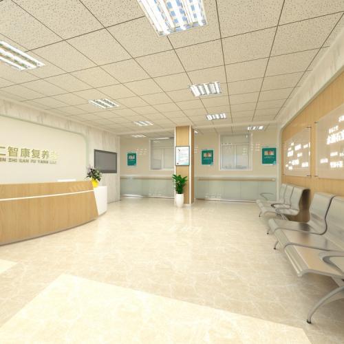 重庆渝北区康复疗养医院欧宝体育客户端设计