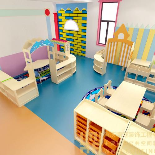 幼儿园室类设计图