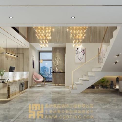 重庆观音桥龙湖新一街蔚蓝拾光酒店欧宝体育客户端设计