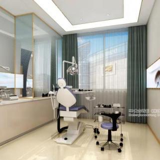 口腔诊所平面规划设计应该怎么布局