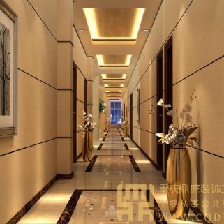 重庆美容院欧宝体育客户端设计重庆美容装院修公司鼎庭装饰