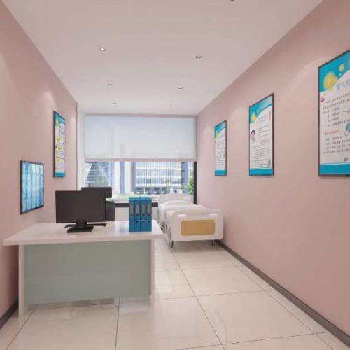重庆妇科医院/产后修复中心欧宝体育客户端设计-鼎庭装饰